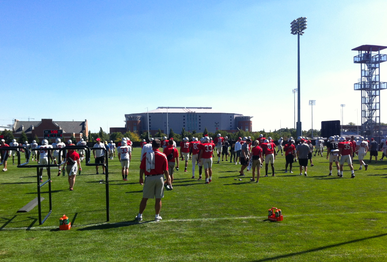 Preseason at Ohio State
